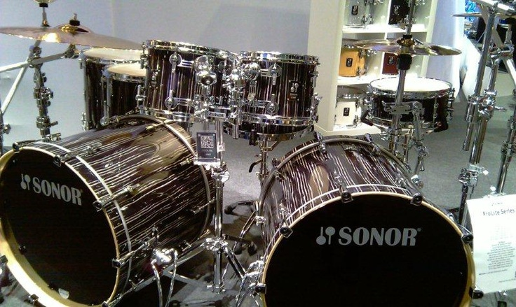 Drum by Sonor