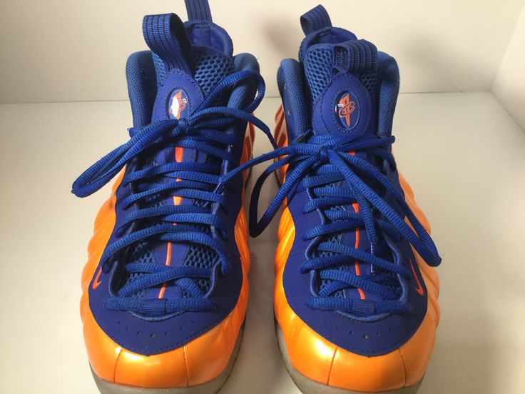 "Foamposite One ""Knicks"""