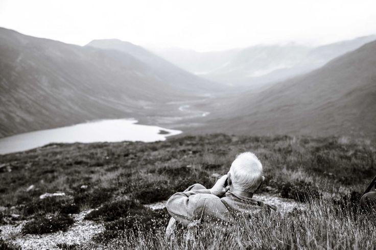 Deer Stalking in the Highlands - #landscape #Photography