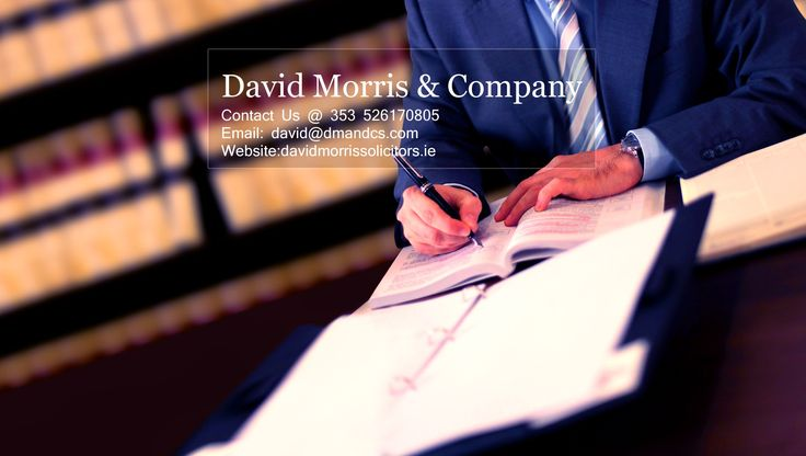 David Morris Solicitor in  Clonmel County Tipperary