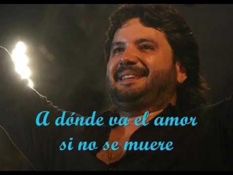 ▶ Jorge Rojas - A donde va el amor - YouTube