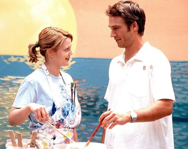 Film Review | Never Been Kissed (1999) stars Drew Barrymore and Michael Vartan (Alias).