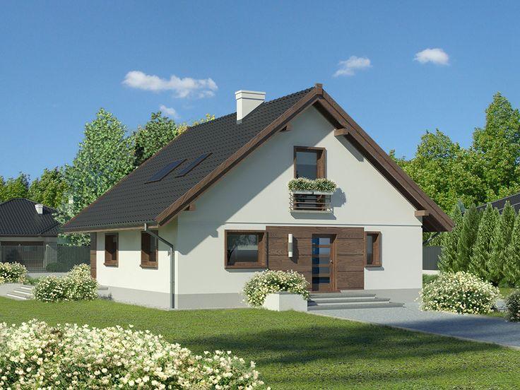 Projekt Dom przy Cytrynowej 2