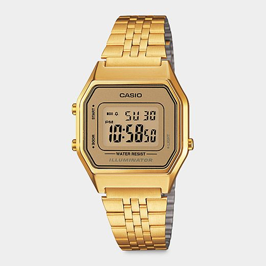 Casio Digital Watch Gold | MoMAstore.org