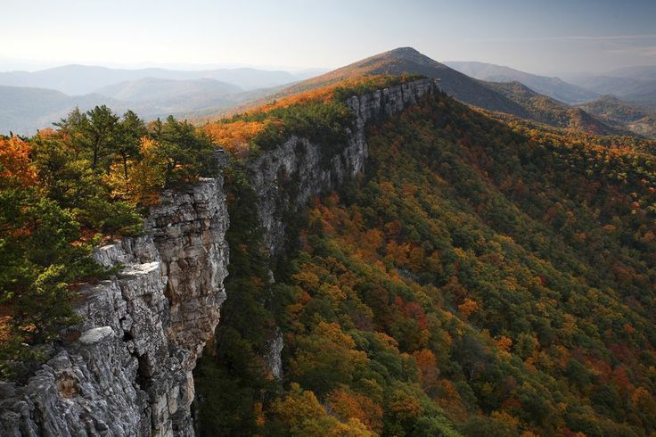 WV Beauty Mountain   West virginia mountains, New river