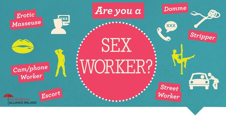 SWAI works WITH sex workers for your rights, health, and safety. Get in touch to find out more about the laws that make work difficult or to get info on services.  SWAI is on your side. We're here for you and we want to hear from you!  Get in touch with Dearbhla (it's safe & private).   SEX WORKERS ALLIANCE IRELAND: +353 85 8249 305 dearbhla@swai.eu Facebook: SexWorkersAllianceIreland Twitter: @SWAIIreland