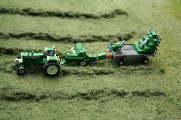 1 64 Custom Hay Equipment Custom Toy Farm Equipment Of
