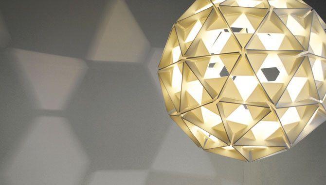 Geo Light|Non static recyclable foam|Ø 590mm