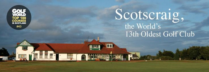 """Welcome to Scotscraig, an Open Final Qualifying Course, steeped in history and with proud traditions. Ideally situated in the heartland of Golf close to both the """"Old Course"""" in St Andrews and Carnoustie Golf Links."""