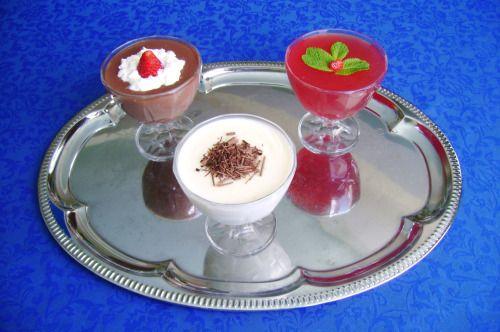 Рецепты приготовления шоколадного, молочно-сливочного и ягодного киселей. #домашняяеда #семейнаякухня