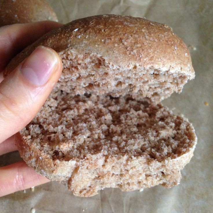 Quick and easy spelt buns                                                                                                                                                                                 More