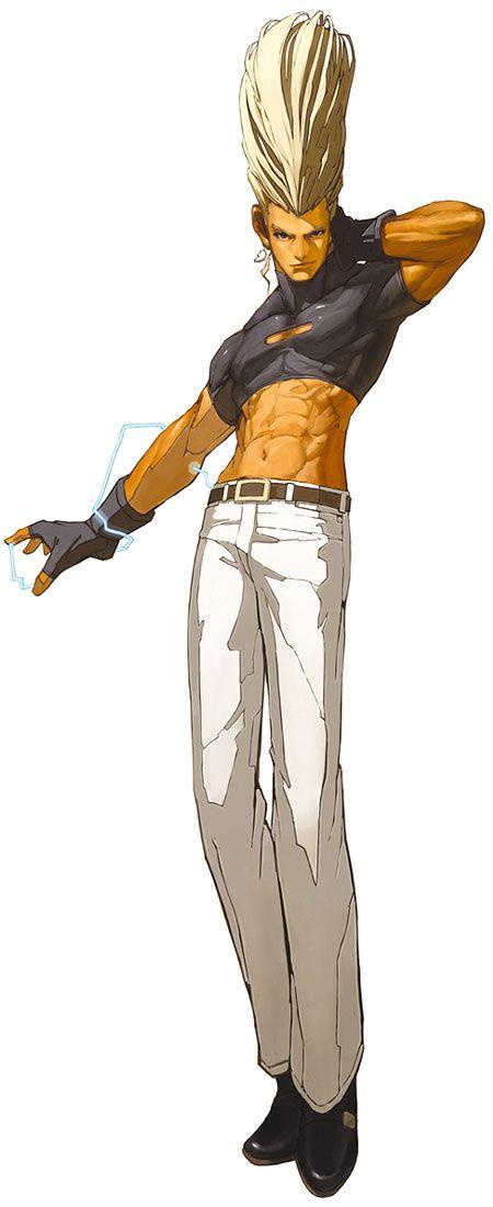 The King of Fighters 2002 - Benimaru Nikaido