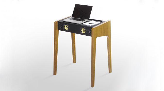 La Boite Concept LD130 – ett skrivbord med överlägsen ljudkapacitet - Lyx.se