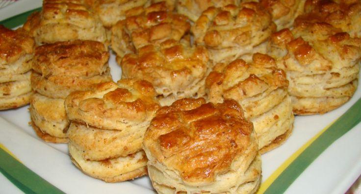 Leveles tepertős pogácsa recept | APRÓSÉF.HU - receptek képekkel