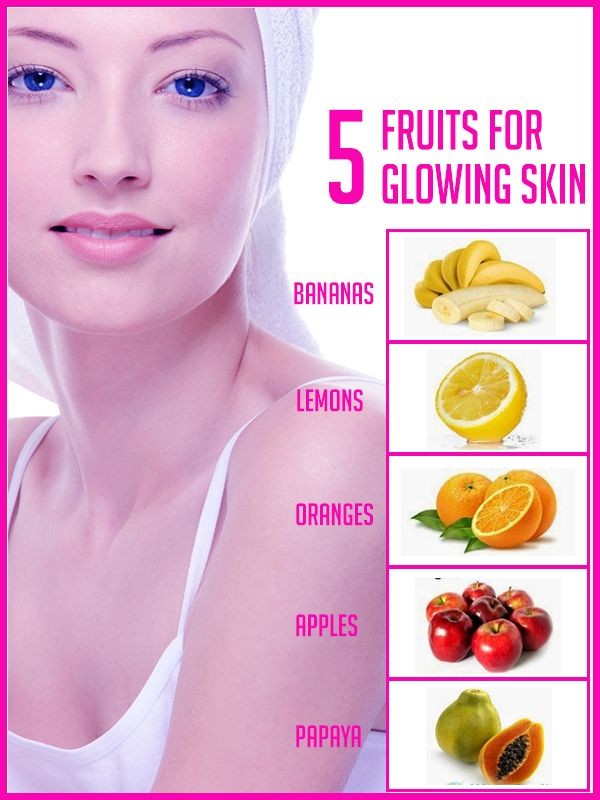 edible fruits fruits for healthy glowing skin