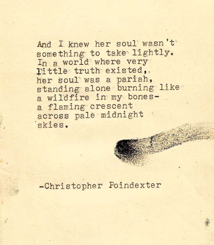 The Universe and Her and I poem 161 by Christopherspoetry on Etsy, $10.00