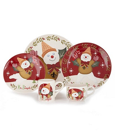 168 best Christmas China images on Pinterest | Christmas china ...