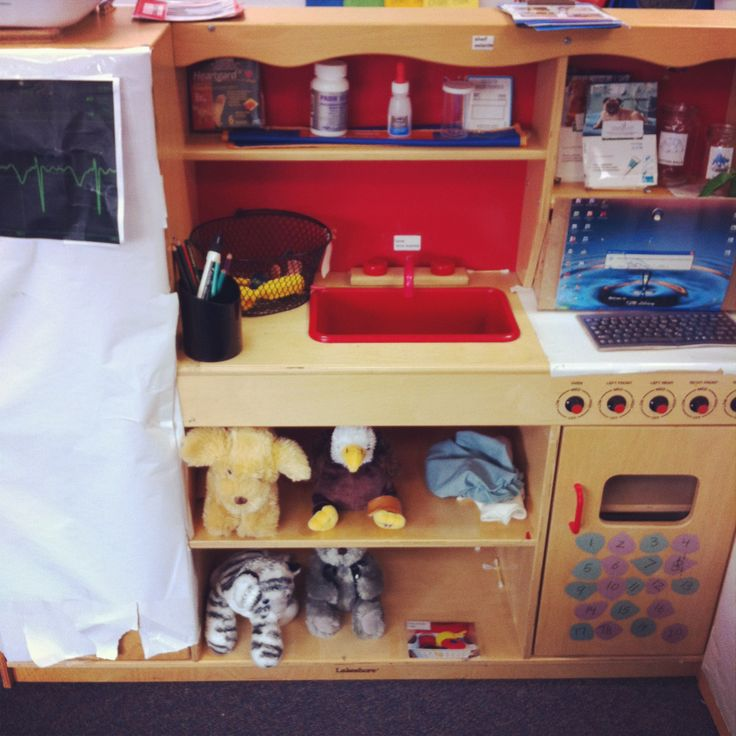Dramatic Play Veterinary | Pets and Vets Centers | The Perils of Pre-K