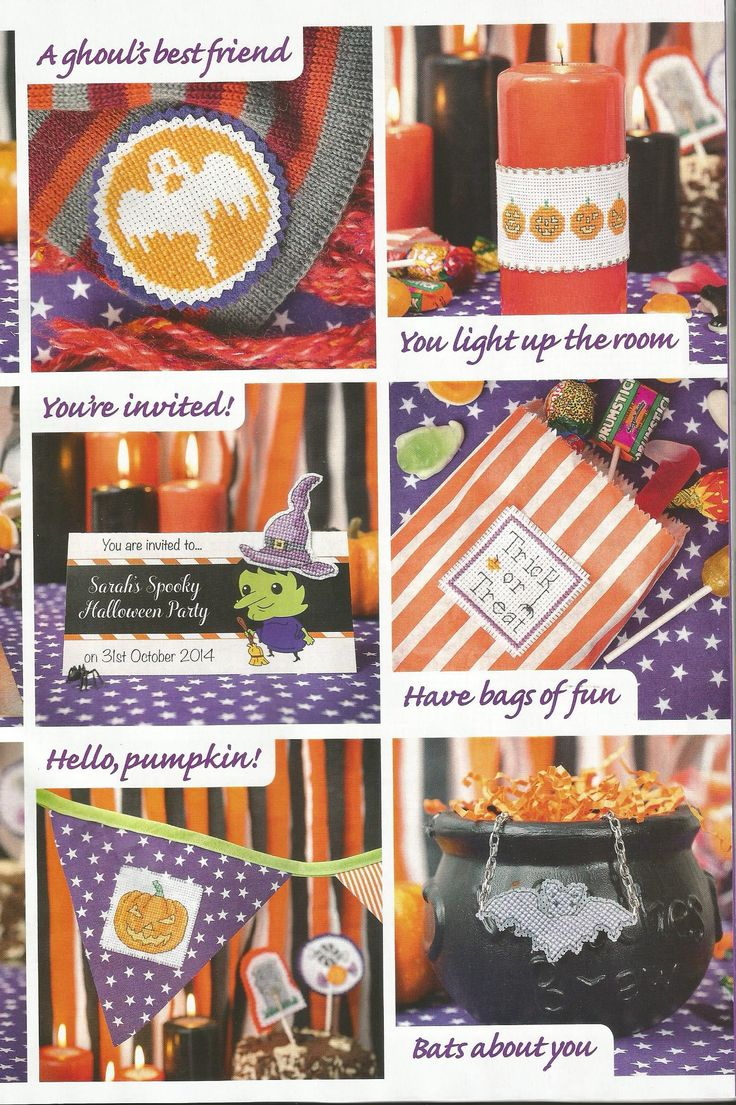 Halloween gift ideas Alison Love