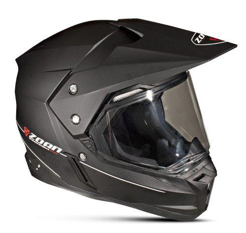 Zoan Synchrony Dual Sport Helmet (Electric Lens Shield)