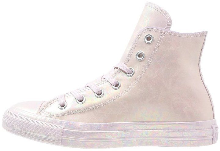 Converse CHUCK TAYLOR ALL STAR Hightop trainers purple dusk