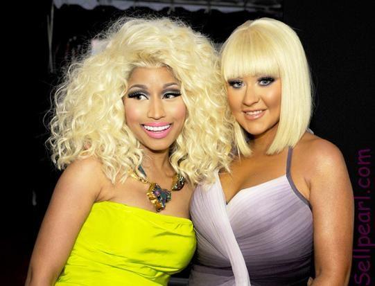 Nicki Minaj Hairstyles 2014
