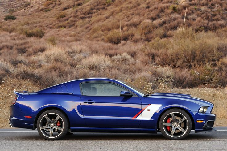2014 Roush Stage 3 Mustang.