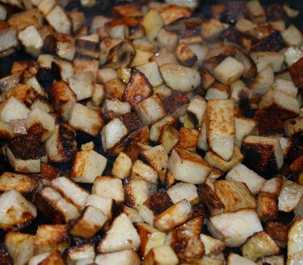 Recipe: Edible Air Potato Homefries   The Survival Gardener