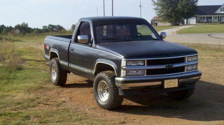 1000+ ideas about 1988 Chevy Silverado on Pinterest | Chevy Silverado Z71, 2014 Chevy and Jacked ...