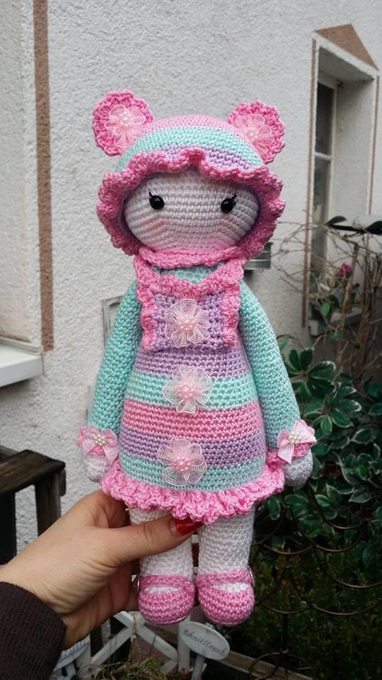 Made by Tanja B. (Lalylala)