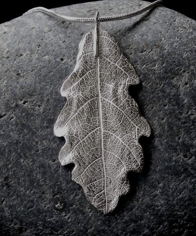 Silver Oak Leaf £35.00