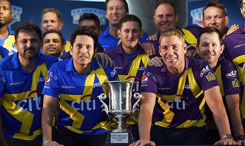 Cricket All Stars: Teams Announced as Tendulkar, Warne Resume Rivalry - http://www.tsmplug.com/cricket/cricket-all-stars-teams-announced-as-tendulkar-warne-resume-rivalry/