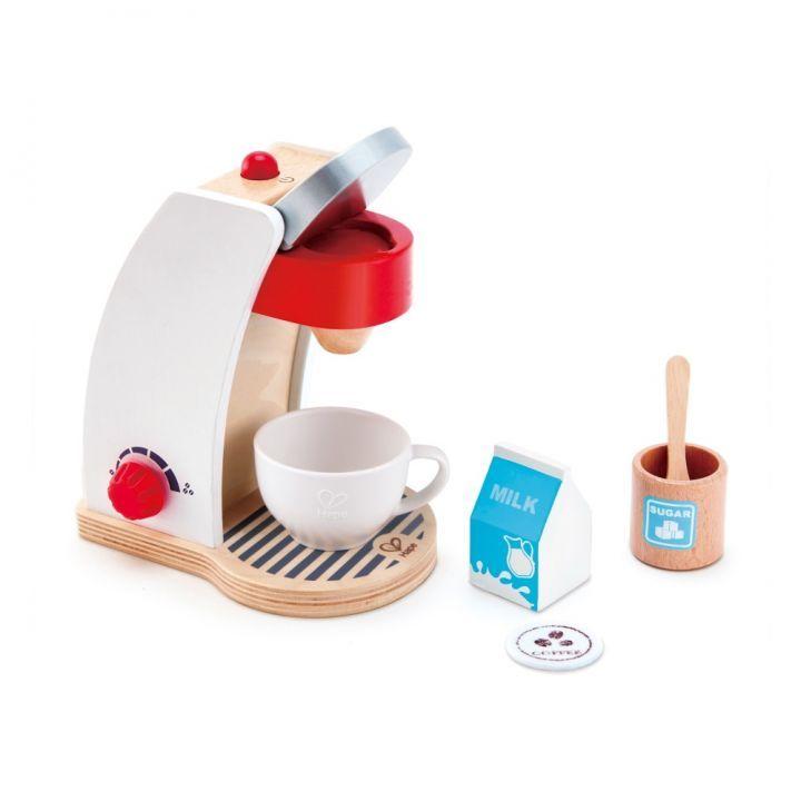 Play Maison Set de jouets Cuisine Machine à café Simulation