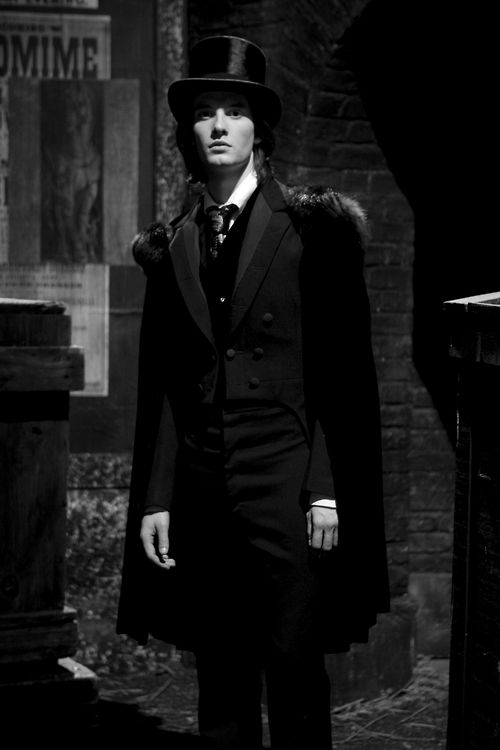 25 Best Gothic Fashion Men Ideas On Pinterest Black