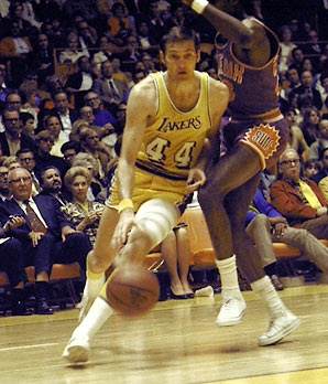 greatest lakers - Jerry West