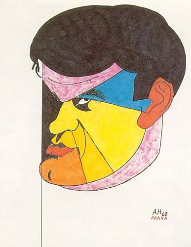 Adolf Hoffmeister