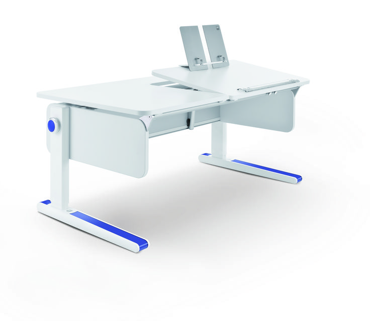 Champion by Moll. Right side tiltable desk top.