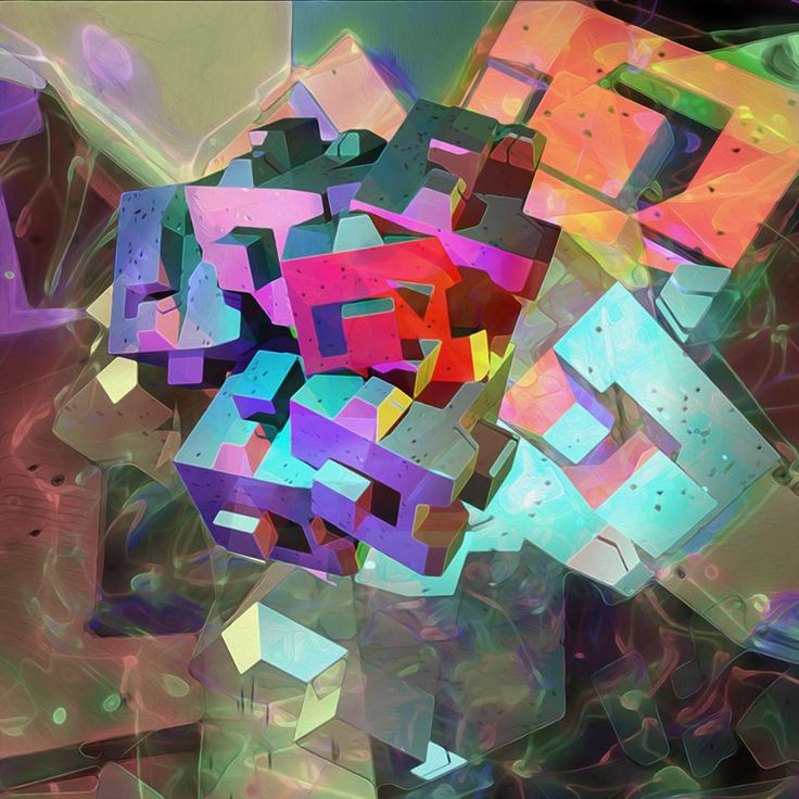 IMPOMC:1407 Cubism, Now with Real Cubes!