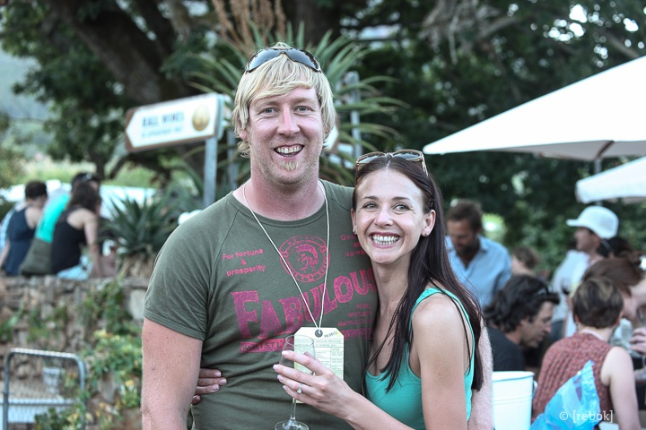 Donovan Rall, Rall Wines #winemaker #SouthAfrica