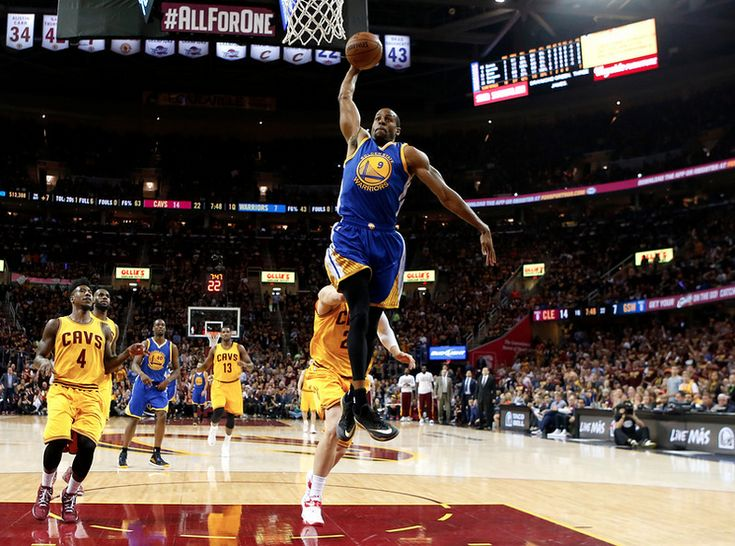 Andre Iguodala proves to be the secret weapon as the Warriors reclaim homecourt advantage from LeBron James, Cavaliers