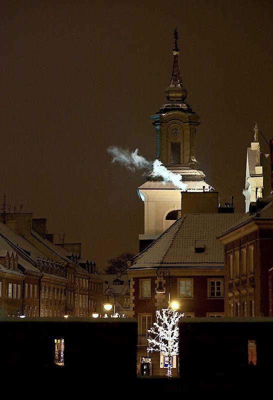 St. Hyacinth's Church  Warsaw, Poland