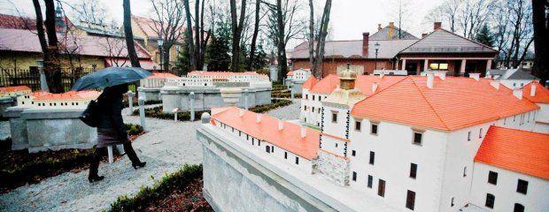 Miniature Park in Żywiec