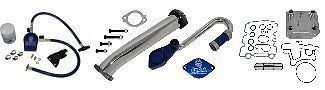 6.0 Powerstroke Oil Cooler combo w/ Sinister EGR Delete/Sinister Coola – Platinum Performance Parts   Diesel and Jeep Performance Parts and Accessories