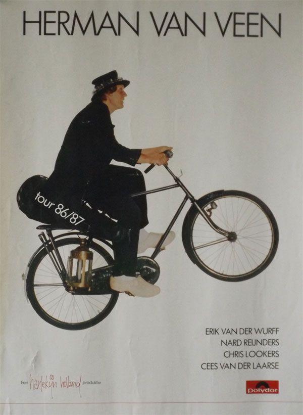 Herman van Veen op tour