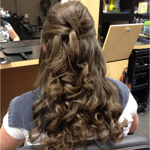 Prom: Hair Nails Mak Up Jewlery, Fun Things, Hair Style, Style Pinboard