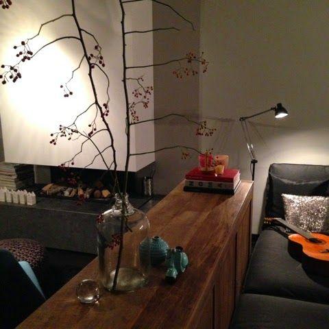 Periwinkle Lavender: Herfstig wonen - warm kleurgebruik in je interieur...