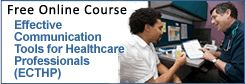 Health Resources and Services Administration - Health Literacy information including online course.