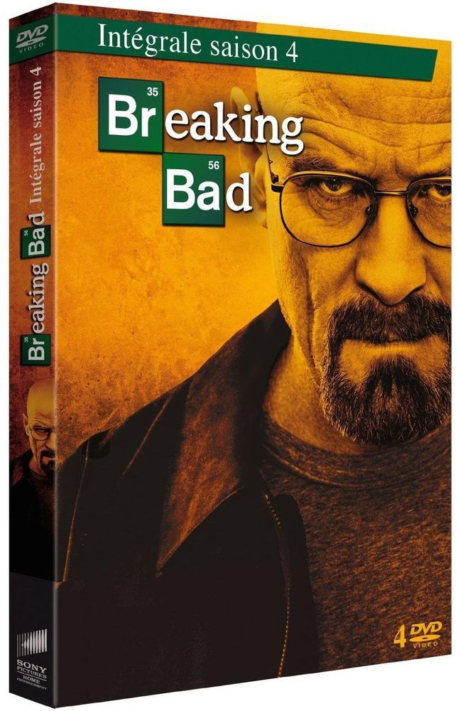 Breaking Bad - Saison 4 - DVD NEUF SERIE TV