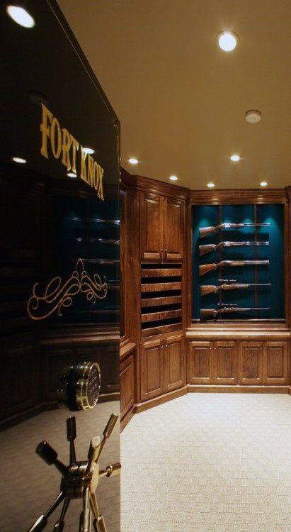25 Best Gun Safe Room Ideas On Pinterest Gun Safes