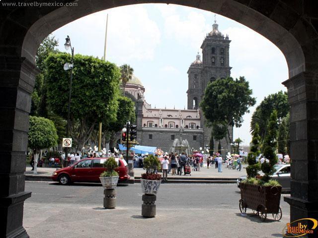 ciudad de puebla lugares turisticos - Buscar con Google